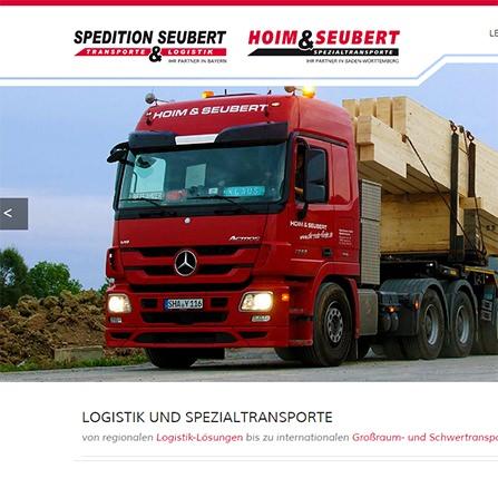 Spedition Seubert spedition-seubert.de
