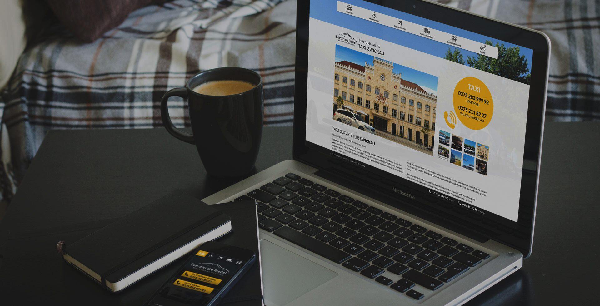 Colorando: Professionelles Webdesign im Erzgebirge, Zwickau und Umgebung