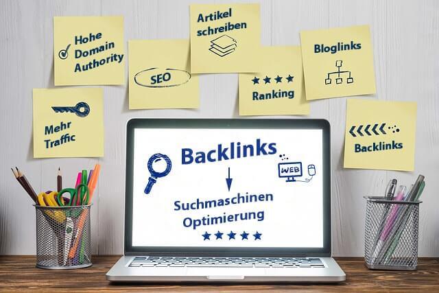 Wie man gute Backlinks generiert - Universal Guide 2019